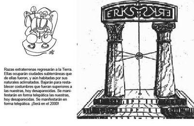 Benjamin Solari Parravicini y la Teorìa de la Tierra Hueca