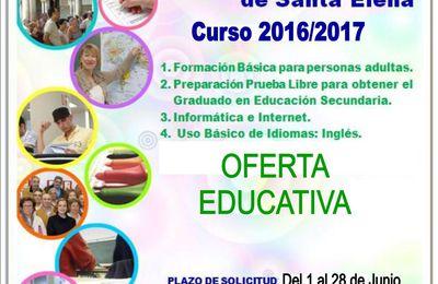 Inscripciones Centro Educación Permanente