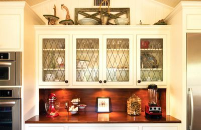 Above kitchen cabinets decoration ideas for any kitchen