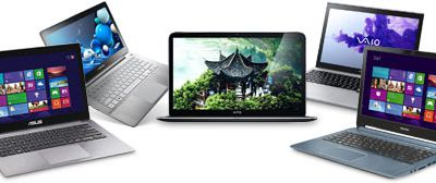 New Ultrabooks products at CeBIT 2013