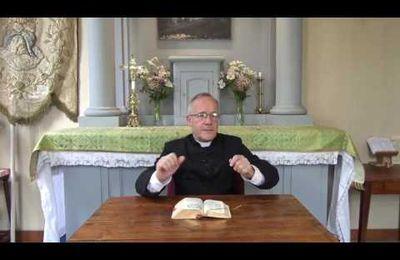 La Pentecôte  - Abbé Philippe Laguérie - Vidéo