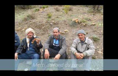 60 ième commémoration des martyrs d'Isebghane …