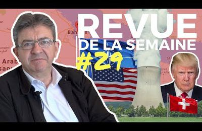 Mélenchon critique de l'OTAN et de l'interventionnisme occidental