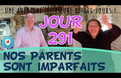 Nos parents sont imparfaits