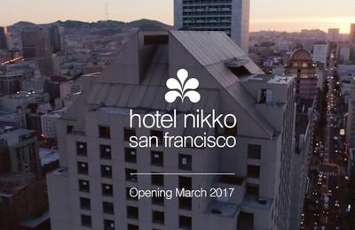 Hotel Nikko San Francisco Now Open