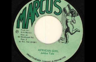 "Disque du jour:Jubba Tate - African Girl(7"")"