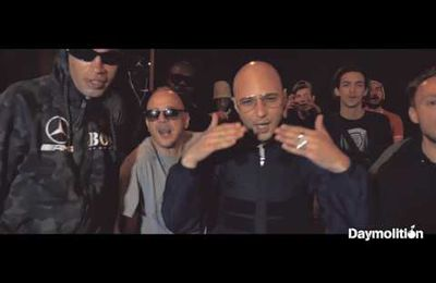 GROS94 FEAT. ALKPOTE, DEMON ONE & HALIM (CLIP)