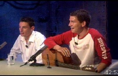 "Andy y Lucas en ""Ratones coloraos"" (2003)"