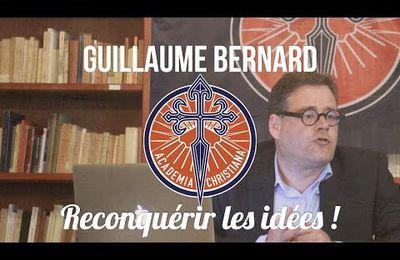 """L'alternative philosophique"" et ""spirituelle"" (Guillaume Bernard et Ariane Bilheran)"