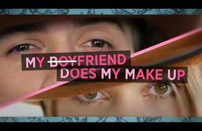 My boyfriend does my make up - SoAndy