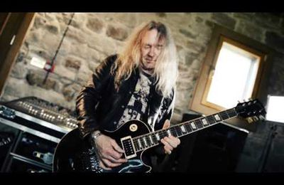 SAXON posted title track from the coming album