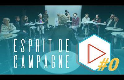 MÉLENCHON - ESPRIT DE CAMPAGNE #0 - #EDC0