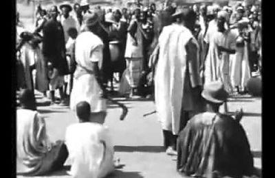 Moro Naba : La mort du roi Mossi (1957)