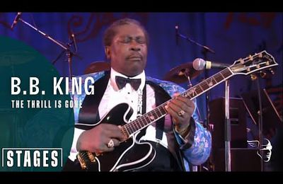 """The Thrill Is Gone"" - B. B. King"
