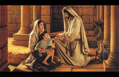 Jésus explique la formule pour la guérison