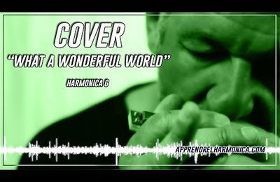 What a wonderful World - Harmonica G