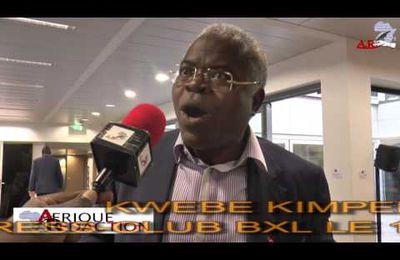 Coup de gueule de Kwebe Kimpele sur la problématique du Kasaï