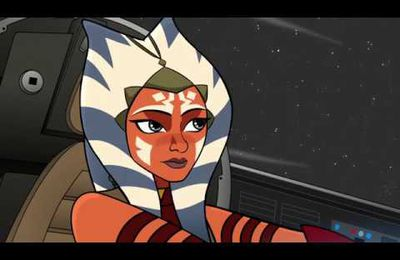 Star Wars Forces of Destiny : The Starfighter Stunt