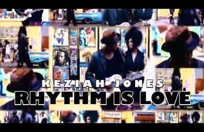 Keziah Jones - Rythm Is Love (Official Video)