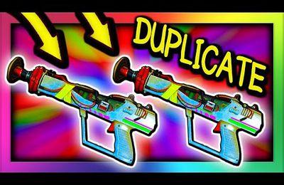 Glitch / Spaceland : Dupliquer les meilleurs armes !