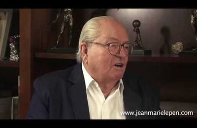 Journal de bord de Jean-Marie Le Pen n° 439