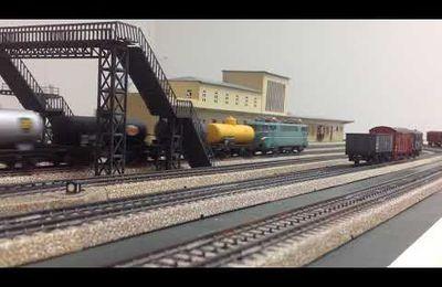Vidéo : Reprise momentanée du trafic