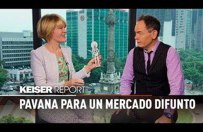 """Keiser Report - """"Lo que hace Trump con los mexicanos es equivalente a lo que les hizo Hitler a los judíos"""""""