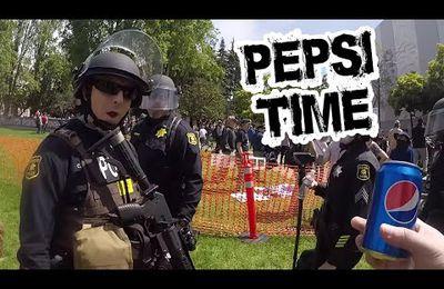 Le Pepsi Challenge : ce n'est pas gagné !