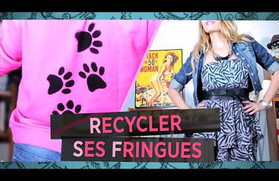 So Andy - Recycle tes fringues !