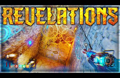 "Glitch / Black ops 3 : être invincible sur ""REVELATIONS """