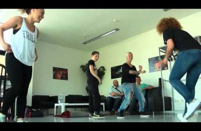 ATELIER VIDEO : Interview danseuse