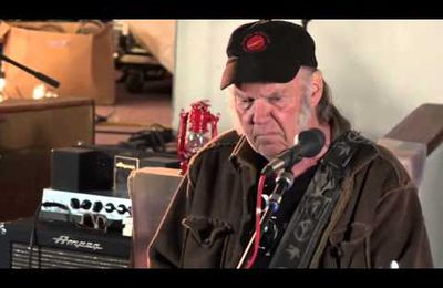 Neil Young clip album contre Monsanto