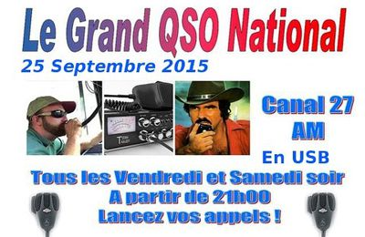 25-09-2015 QSO National du canal 27