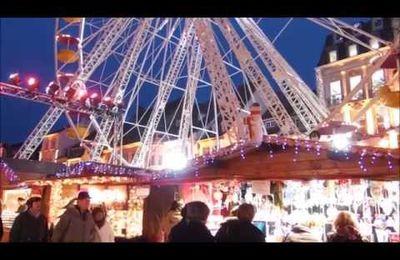 Le marché de Noël de Mulhouse 2014