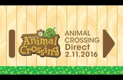 Nintendo Direct Animal Crossing Amiibo :