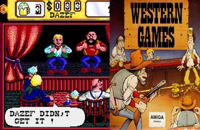 Amiga - Western Games (Replay live Twitch)