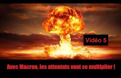 Notre cher président Macron (BILDERBERG 2015) avoue qu'il n'a aucun plan contre le terrorisme que les attentats vont continuer, donc qu'il n'a aucunement l'intention de protéger la France. (videos medias fr)