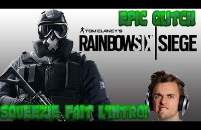 Glitch / Rainbow six siège : Ps4 / Xbox / Pc