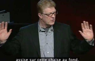 Conférence de Ken Robinson - Éducation et Créativité