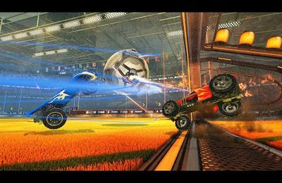 [EPIC] Très belle action sur Rocket League !