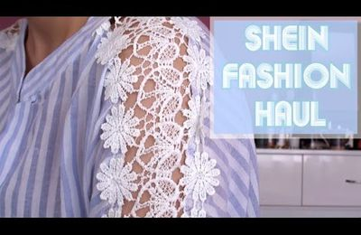 SheIn (Sheinside) Fashion Haul
