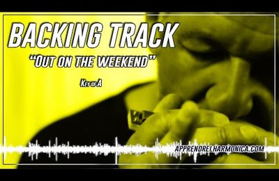 Out on the weekend - Backing track - A