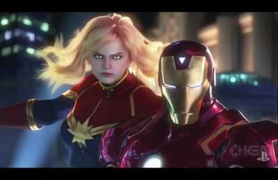 [PLAYSTATION EXPERIENCE] Le trailer bidon de Marvel Vs Capcom 4
