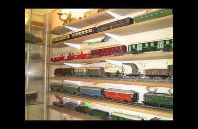 L'histoire des deux grands magasins de trains miniatures au passage du Havre à PARIS