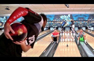 Vidéo Bowling Trick Shots | Dude Perfect & Jason Belmonte