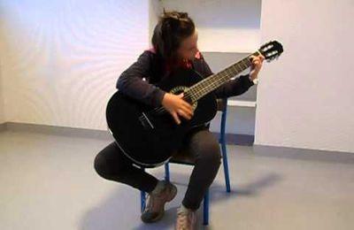 marine chante une mélopée iroquoise
