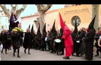 Vendredi 14 avril 2017: procession de la Sanch du Vendredi-Saint (Perpignan)