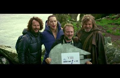 Star Wars : The Last Jedi - Reportage : Coulisses du Tournage