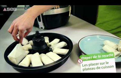 Compotée de bananes et croustillants de chocolat (Actifey 2 en 1)