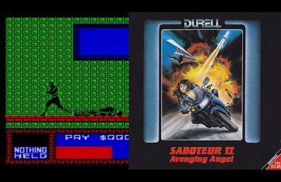 Musique de jeux vidéo: Saboteur 2 (Amstrad CPC)